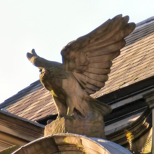 Eagle Insurance Buildings: Architectural detail (2)