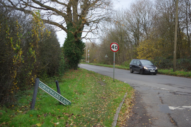 Cormongers Lane, South Merstham