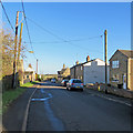 TL4982 : Coveney: cottages and cables by John Sutton