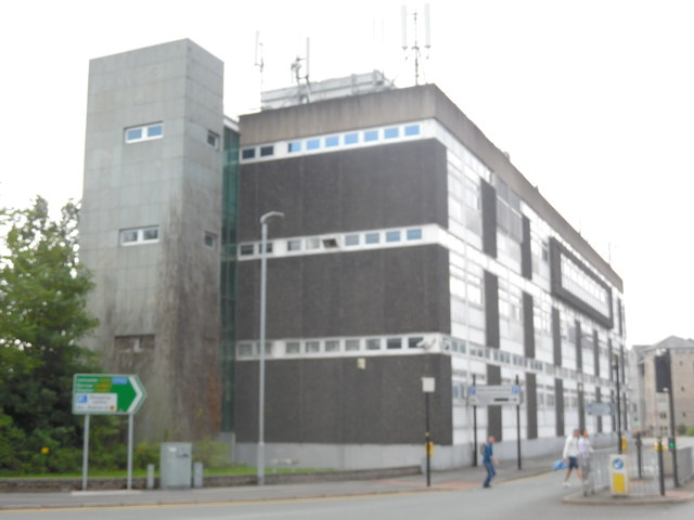 Kendal Telephone Exchange (2)