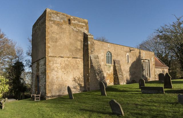 St Mary's church, Barnetby-Le-Wold