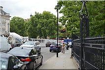 TQ2882 : Park Crescent by N Chadwick