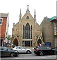 SY4692 : Bridport United Church by Bill Harrison