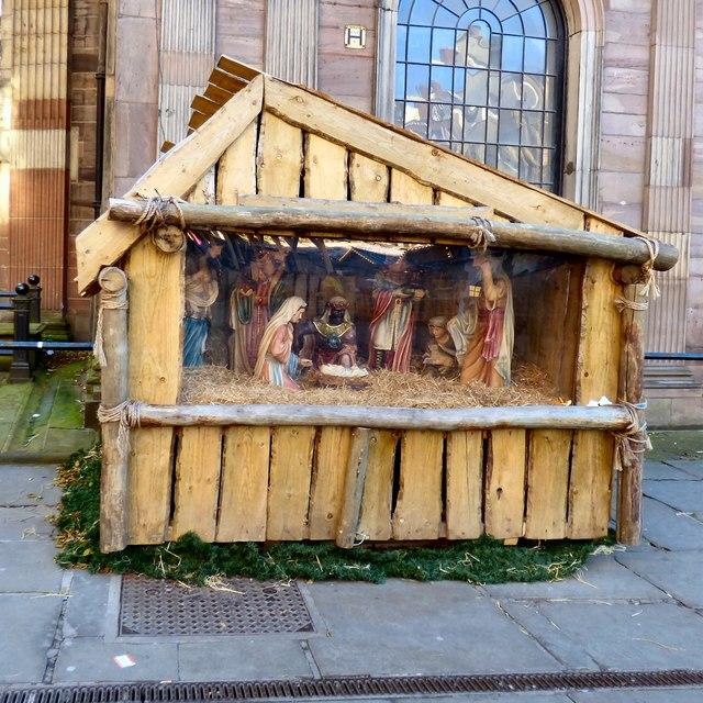 St Ann's crib
