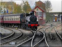 SD8010 : 52322 at Bury South by David Dixon