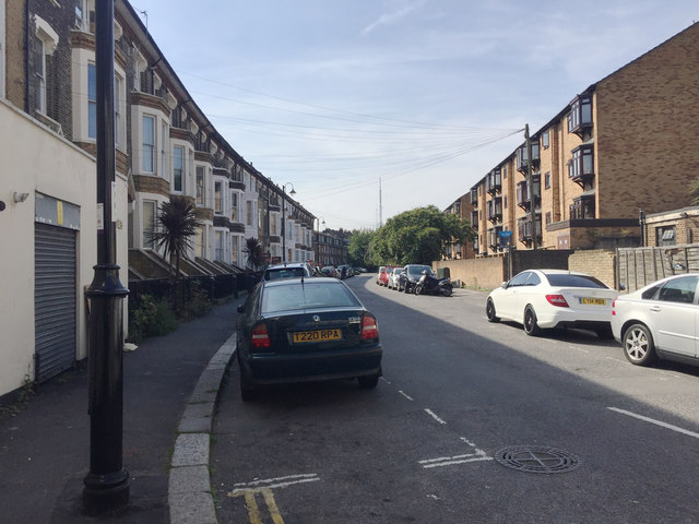 St Aubyn's Road, Crystal Palace, south London