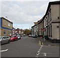 ST3187 : Northern half of Clytha Crescent, Newport by Jaggery