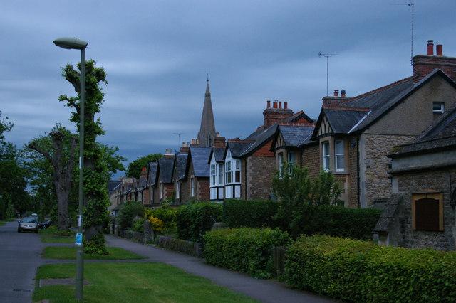 Abingdon: Park Road