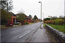 SP7006 : Priestend seen from Oxford Road, Thame, Oxon by P L Chadwick