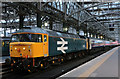 NS5865 : Caledonian Sleeper at Glasgow Central railway station by Thomas Nugent