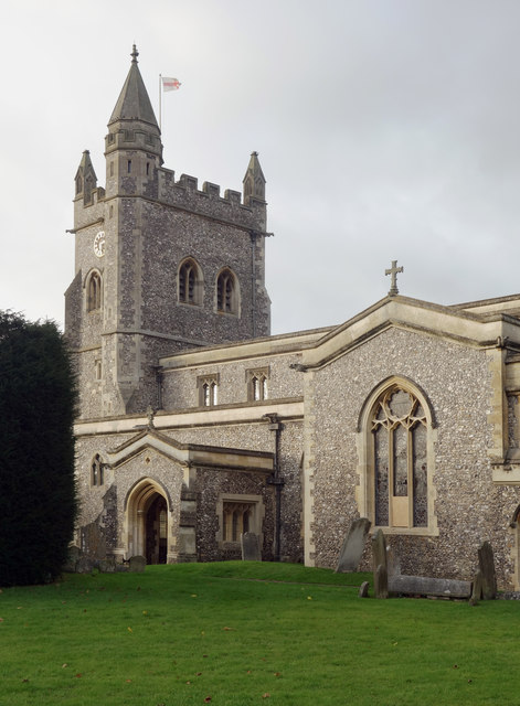 Church of St Mary, Amersham
