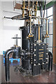 SE5952 : National Railway Museum - stationary steam engine by Chris Allen
