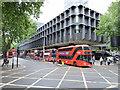 TQ2982 : Euston bus station by Thomas Nugent