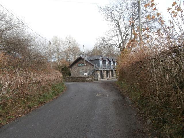 The Countryman pub, Heol Ddu, Llantrisant