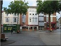 SU6351 : Top of Town - Basingstoke by Sandy B