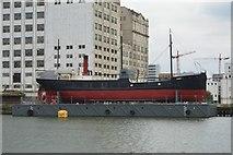 TQ4080 : Robin, Victoria Dock by N Chadwick