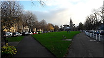 SP3509 : Church Green, Witney by Chris Brown