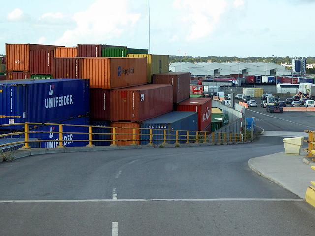 Dublin Ferryport, Terminal 2