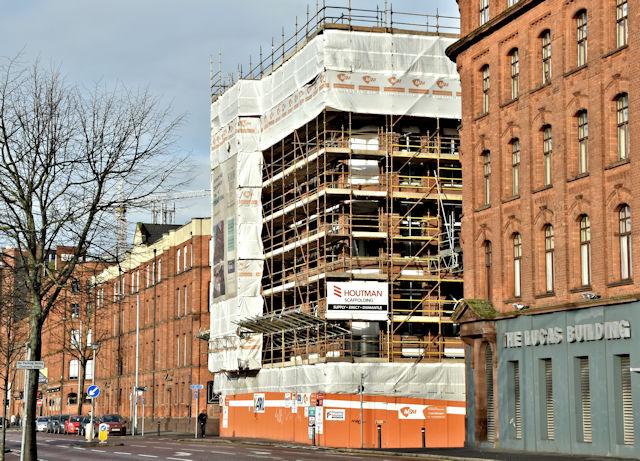 The Weaving Works, Belfast (November 2017)