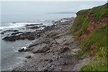 SX5048 : Beach, Wembury Point by N Chadwick