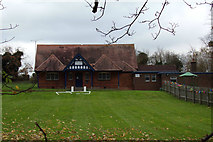 TL1217 : East Hyde Village Hall by Adrian Cable