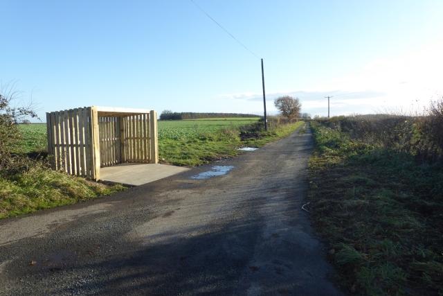 Healaugh Lane