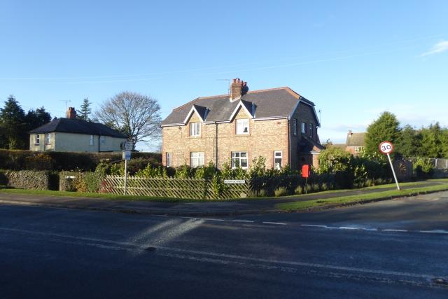 Houses on Moor Lane