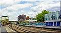 ST3088 : Newport station, 2011 by Ben Brooksbank
