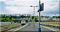 ST3088 : Newport station, west end 2011 by Ben Brooksbank