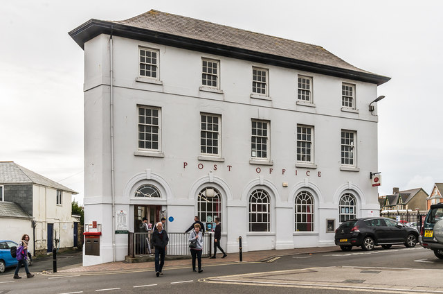 Bude Post Office