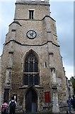 TL4458 : Church of St Botolph by N Chadwick
