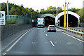 O1735 : Southern Portal, Dublin Port Tunnel by David Dixon