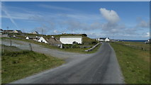 L9802 : Inisheer - The road passing the airfield by Colin Park