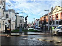 J2664 : Bow Street, Lisburn by Kenneth  Allen