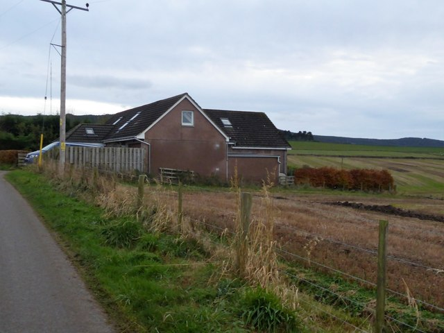 Rural bungalow