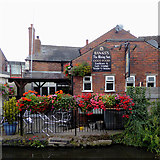 SO8171 : The Rising Sun in Stourport, Worcestershire by Roger  Kidd