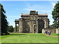 NZ3276 : Seaton Delaval Hall from the east by Andrew Curtis