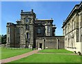 NZ3276 : Seaton Delaval Hall by Andrew Curtis