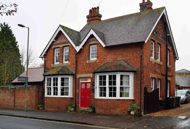 The former Plough (1), Priestend, Thame, Oxon