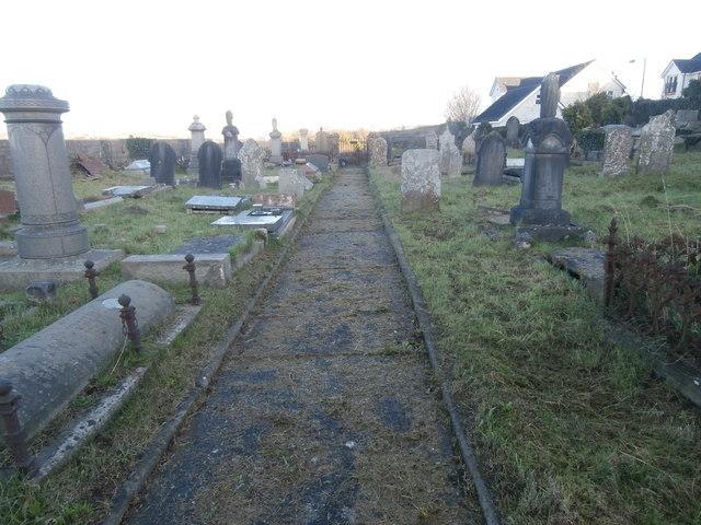 Penuel Cemetery, Llantrisant