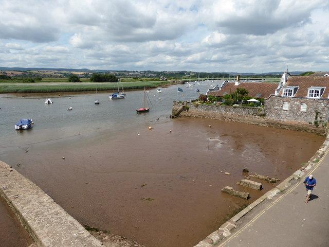 River Exe, Topsham