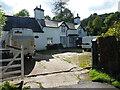SJ2141 : Cherrytree Farmhouse by Richard Law