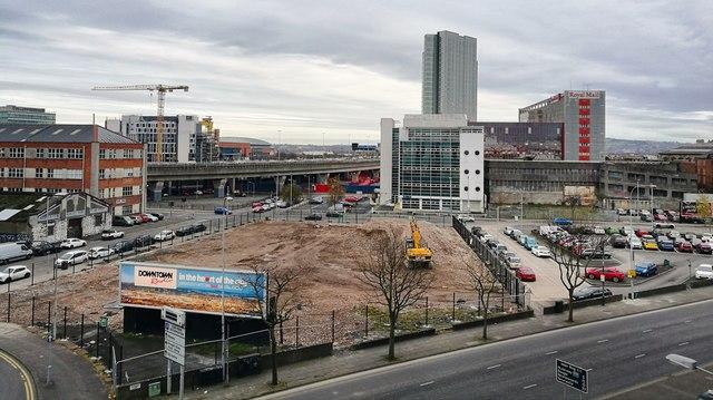 Vacant site, Belfast