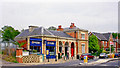 TQ3274 : North Dulwich station, entrance on Red Post Hill 2006 by Ben Brooksbank