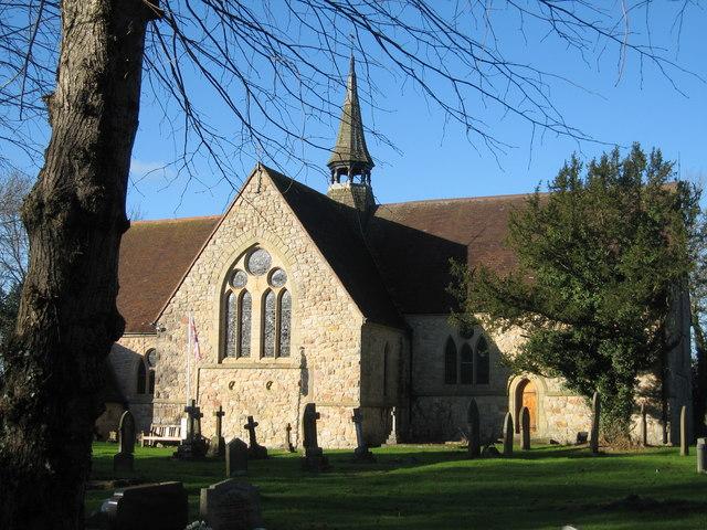 St Oswald's Church Worleston