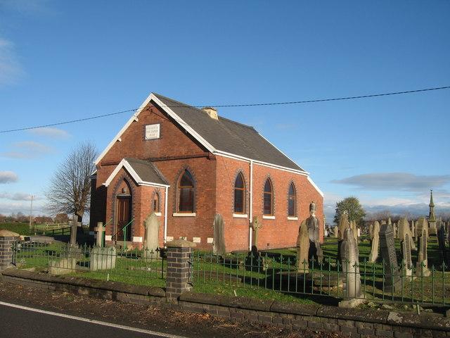 Weaver Methodist Chapel, Darnhall