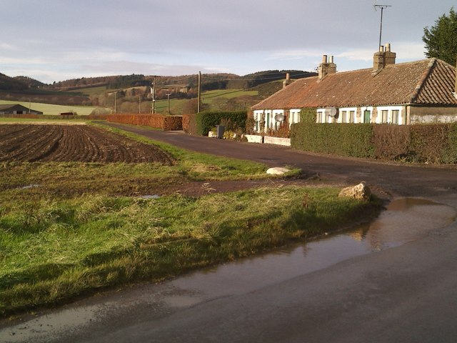 Ballindean farm cottages