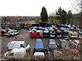 SK5364 : Scrapyard off Northfield Lane : Week 48