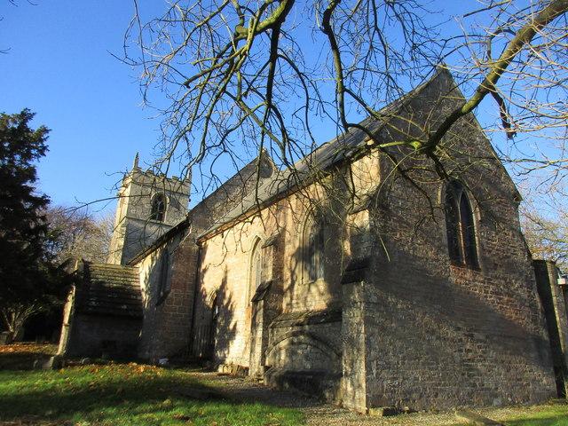 St.Michael's church, Pleasley
