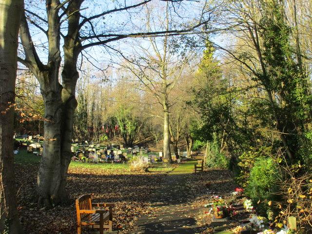 Churchyard extension, Pleasley